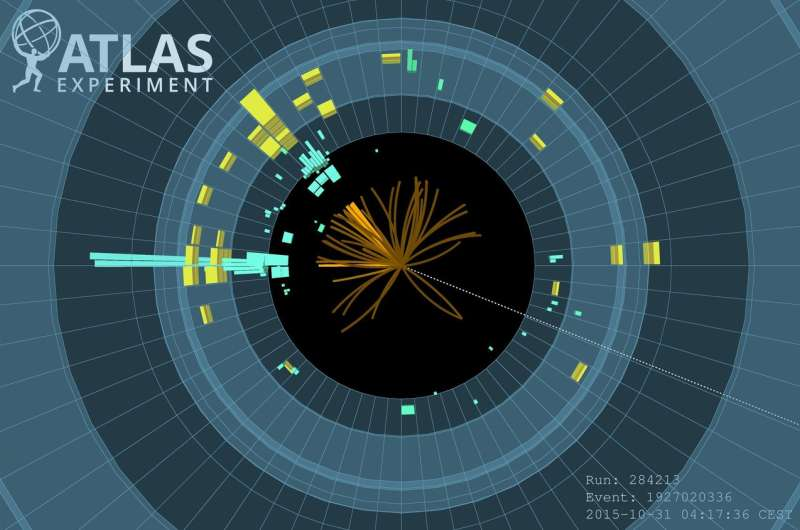 Higgs boson observed decaying to b quarks – at last!