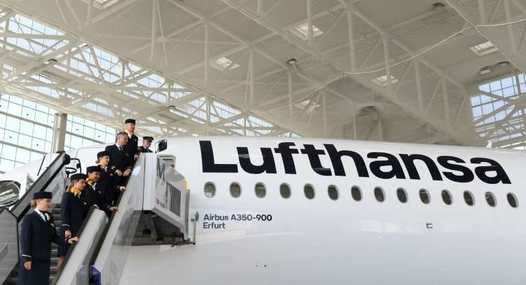 Higher fuel costs took a bite out of third quarter profits for German airline Lufthansa