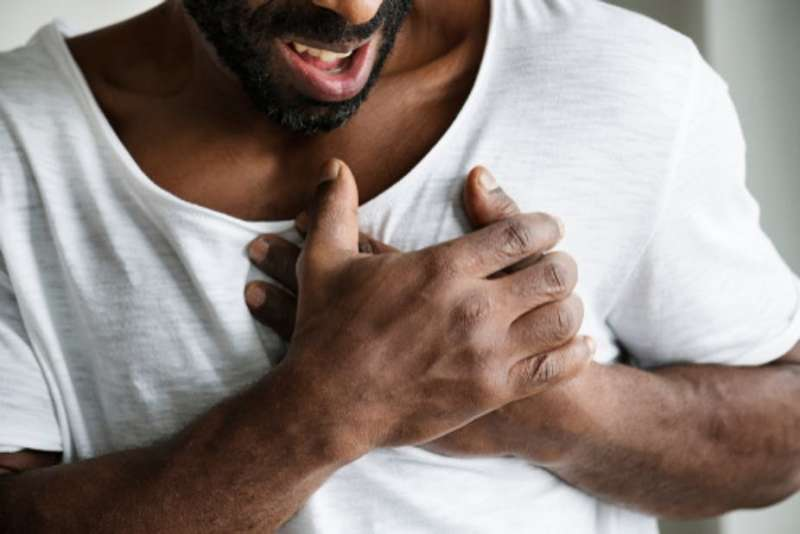 How anti-black bias in white men hurts black men's health