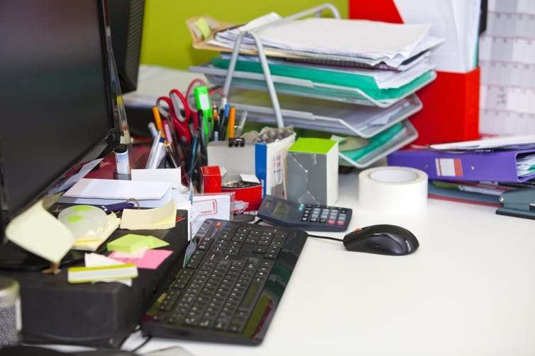 How clean is your desk? The unwelcome reality of office hygeine