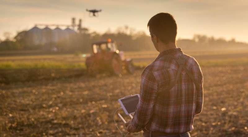 How drones could improve crop damage estimates