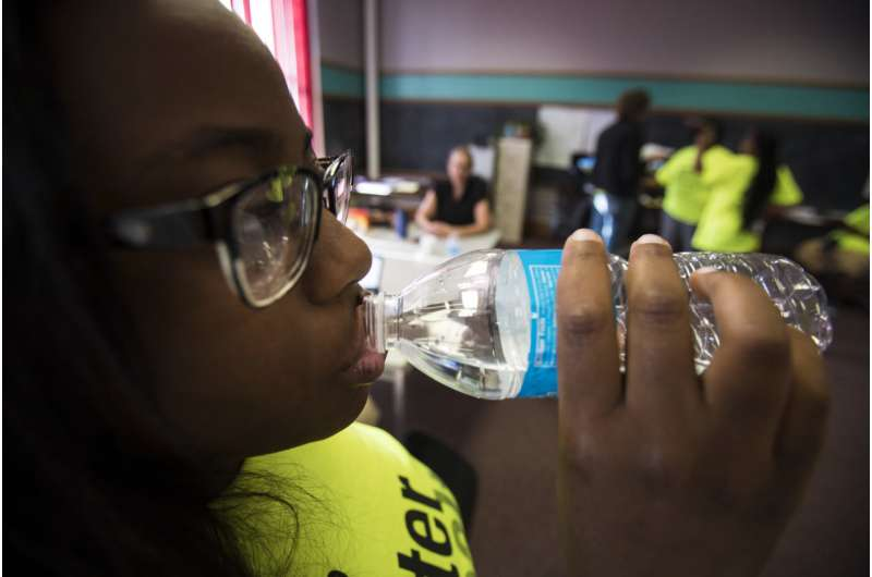 How economists tracked a disease in Flint's water crisis