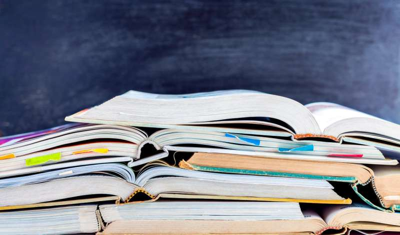 How have textbooks portrayed climate change?