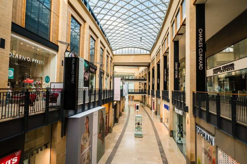 How high streets and shopping malls face a 'domino effect' from major store closures
