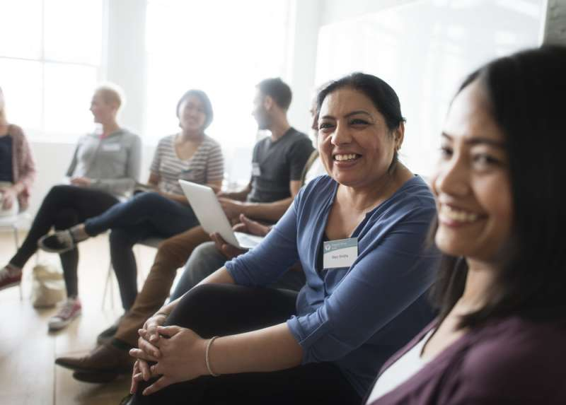How support groups can boost your health and make chronic conditions easier to live with