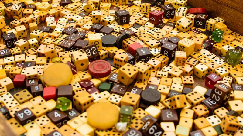 How to cheat at dice – from an expert in games