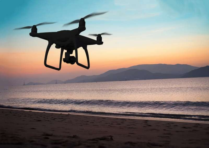 How we used drones to monitor coastal erosion in Ghana