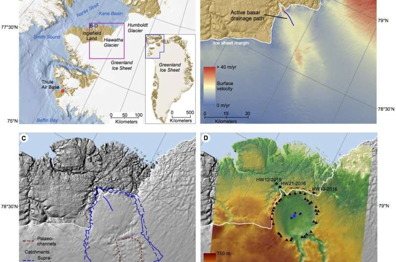 Huge crater discovered in Greenland from impact that rocked Northern Hemisphere