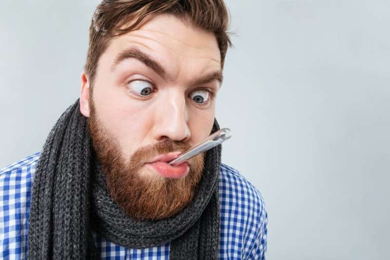 Humour may not be so good for your health after all