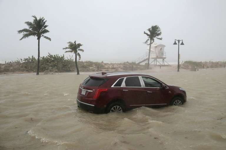 Hurricane Irma caused widespread damage in the Caribbean and Florida