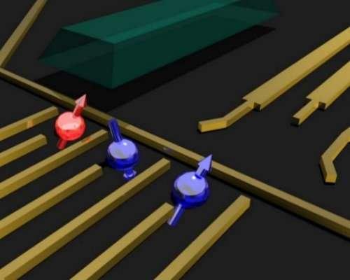 Hybrid qubits solve key hurdle to quantum computing