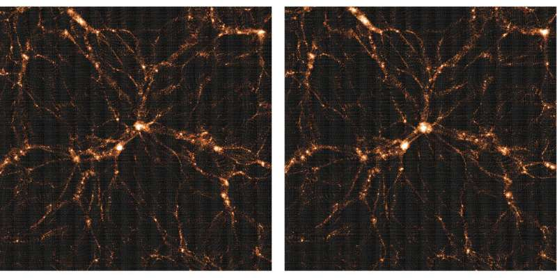 Hyper Suprime-Cam survey maps dark matter in the universe