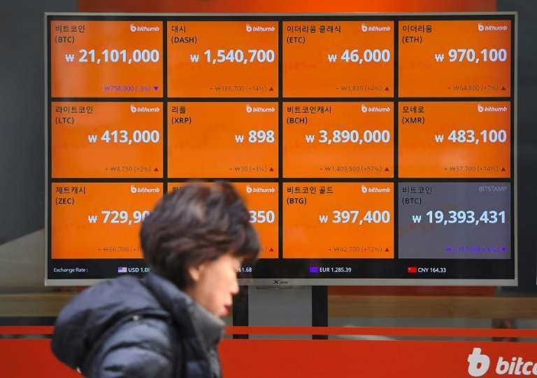 Hyper-wired South Korea has emerged as a hotbed of trading in virtual units