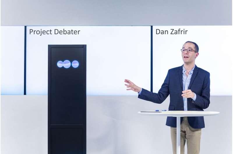 IBM's debating computer—an AI expert's verdict