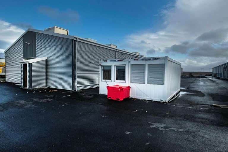 I lava you Iceland! - Bitcoin miner Genesis Mining has set up shop in the middle of a lava field