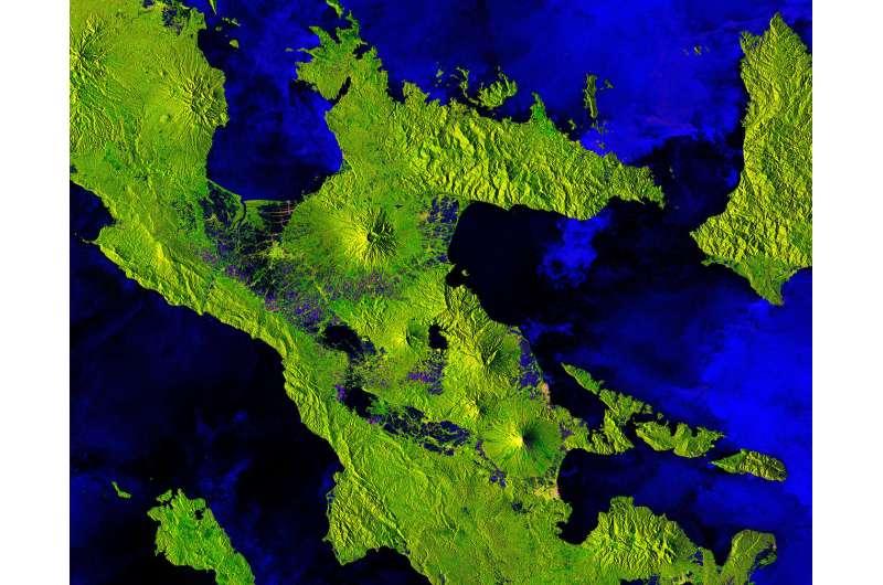 Image: Mount Mayon, Philippines
