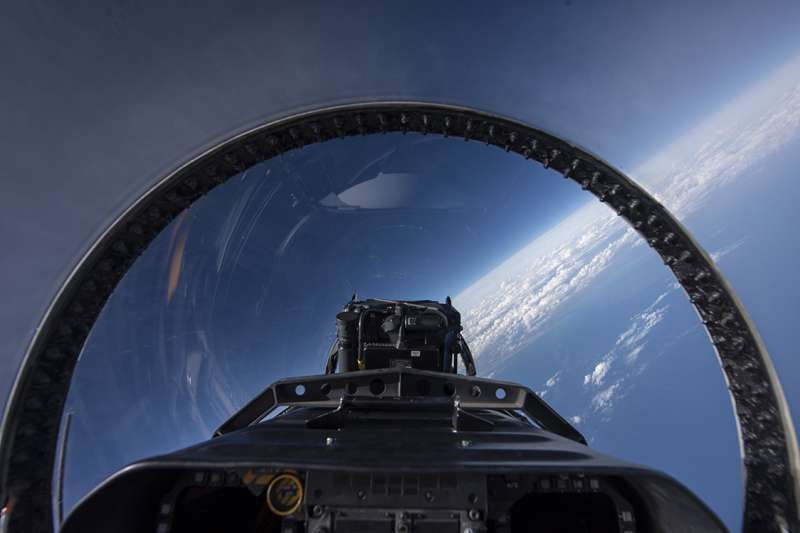 Image: Researching supersonic flight