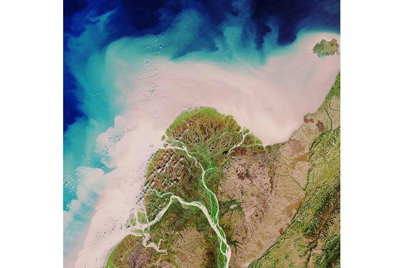 Image: Yukon Delta