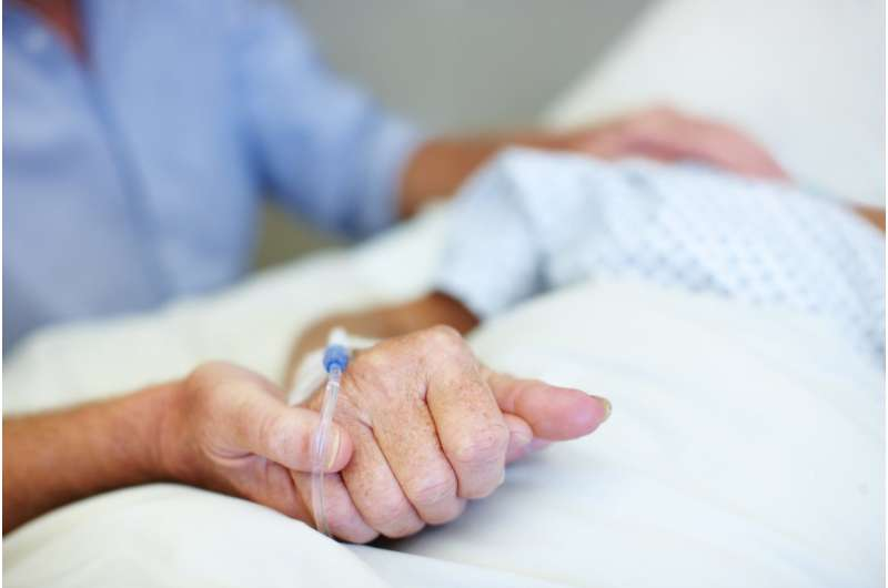 Immunocompromised patients with sepsis may face higher mortality at hospitals treating small numbers