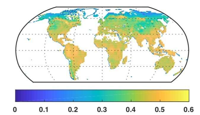 Improving climate models to account for plant behavior yields 'goodish' news