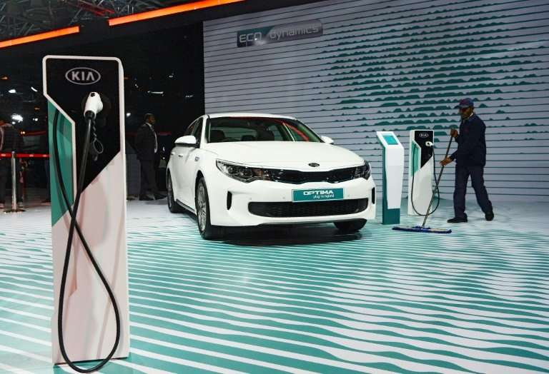 India wants all new cars on India's roads to be electric by 2030, though some auto giants have expressed reservations about the