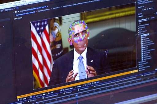 I never said that! High-tech deception of 'deepfake' videos