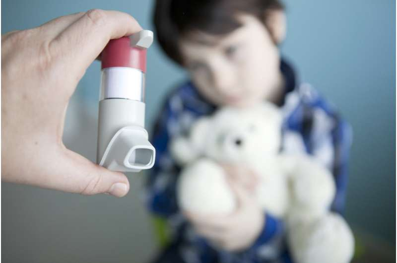 Inhaled steroids may increase risk of nontuberculous mycobacteria lung infections
