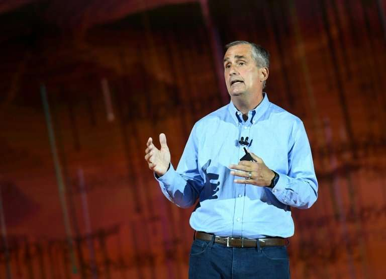 Intel Corp., whose CEO Brian Krzanich is seen at the 2018 Consumer Electronics Show, has said a patch for a computer security vu