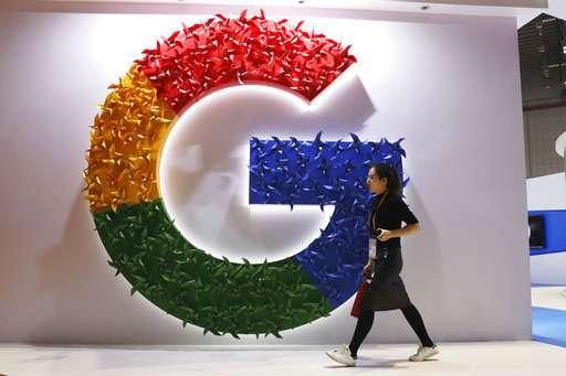 Internet traffic hijack disrupts Google services