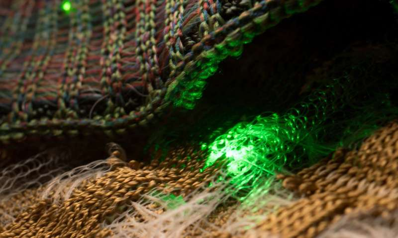 Introducing the latest in textiles: Soft hardware