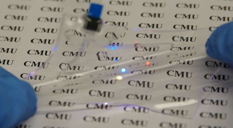 Invisible, stretchable circuits to shape next-gen tech