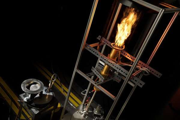 Iron powder: a clean, alternative fuel for industry that replaces natural gas
