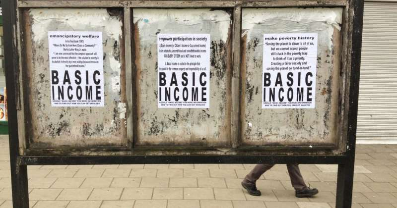 Is a basic income the solution to persistent inequalities faced by women?