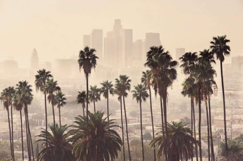 Is it hard to breathe in your corner of Los Angeles County?