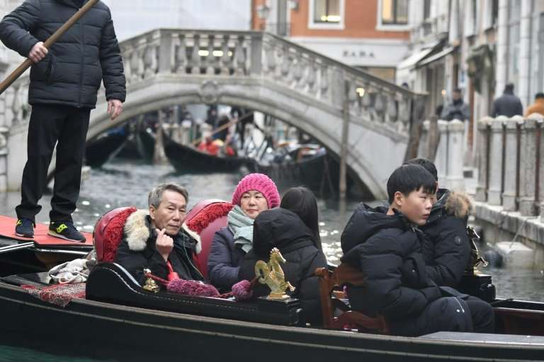 Italy is the third most desirable place to visit for Chinese tourists, after France and Germany
