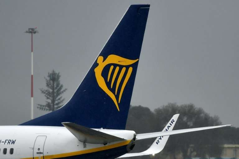 Italy's AGCM said Ryanair initially failed to inform passengers correctly of their right to financial compensation, as provided