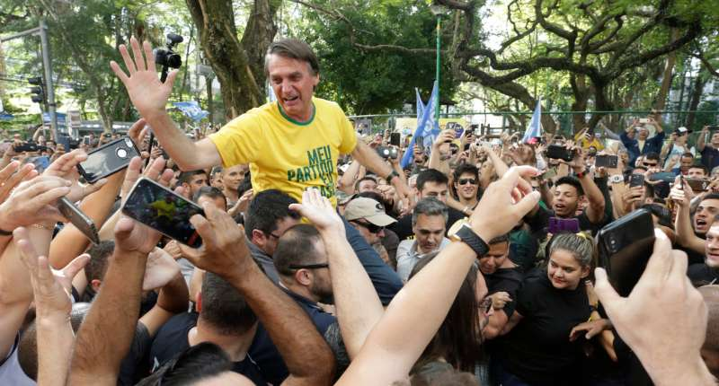 Jair Bolsonaro's Brazil would be a disaster for the Amazon and global climate change