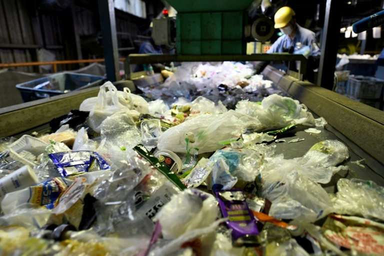 Japan has complicated and strictly enforced rules on separating waste to help maximise recycling