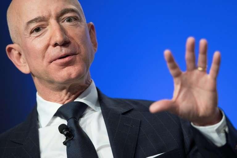 Jeff Bezos is upping his investment in his rocket venture Blue Origin