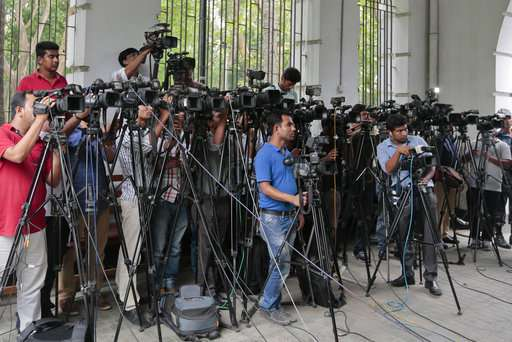 Journalists slam pending Bangladesh digital security law