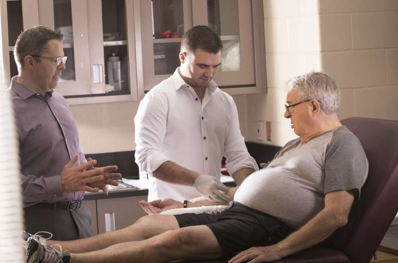 Just two weeks' inactivity can trigger diabetic symptoms in vulnerable patients: Research