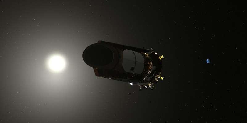 Kepler put into sleep mode as telescope's pointing performance degrades