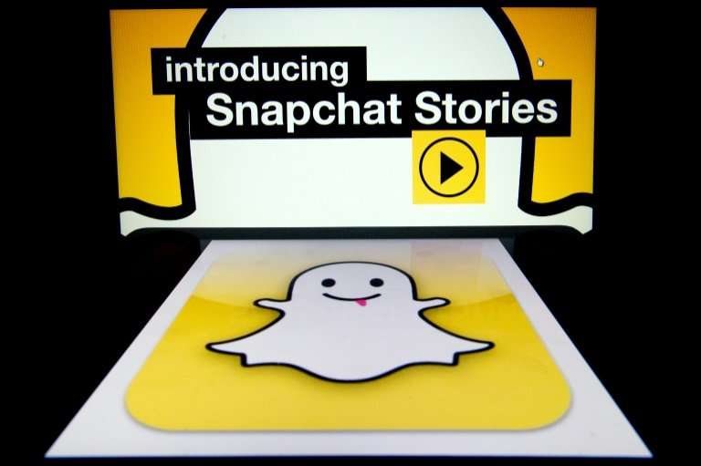 Known for its disappearing messages, Snapchat is gaining on Facebook among social networks used by young American adults, a Pew