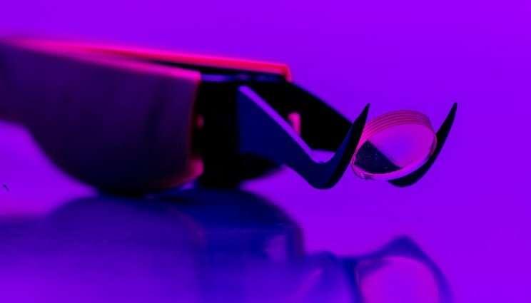 Lab scientists successfully print glass optics