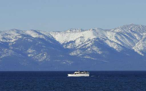 Lake Tahoe clarity sinks to all-time low in 2017
