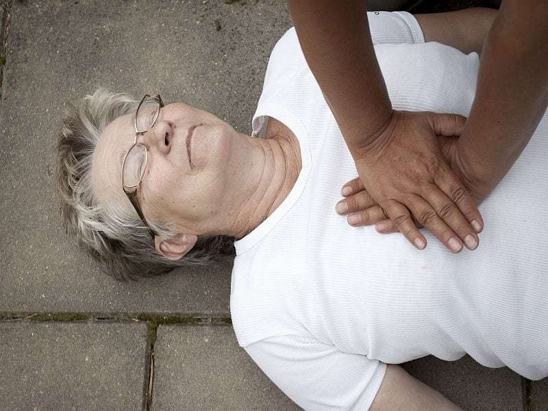 Large number of presumed sudden cardiac deaths are not