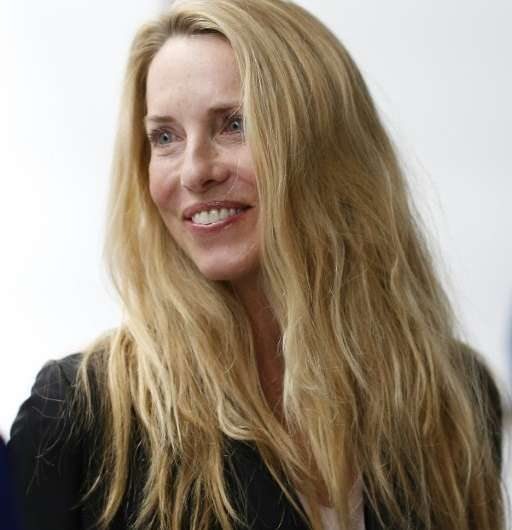 """Laurene Powell Jobs, widow of late Apple founder and CEO Steve Jobs, welcomed the new """"Audacious Project""""  funding inn"""