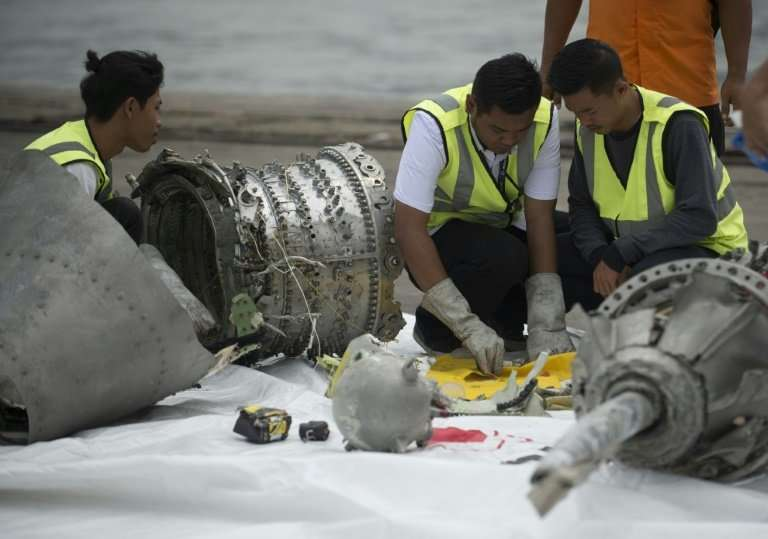 Lion Air JT610 plunged into the Java Sea less than half an hour after taking off from Jakarta on a routine flight to Pangkal Pin