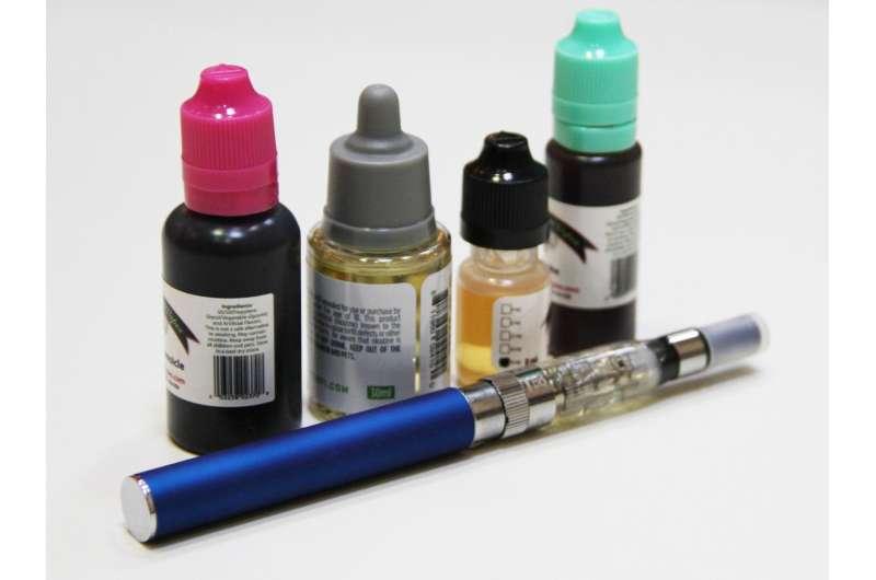 Liquid nicotine used in e-cigarettes still a danger to children despite recent decline in exposures
