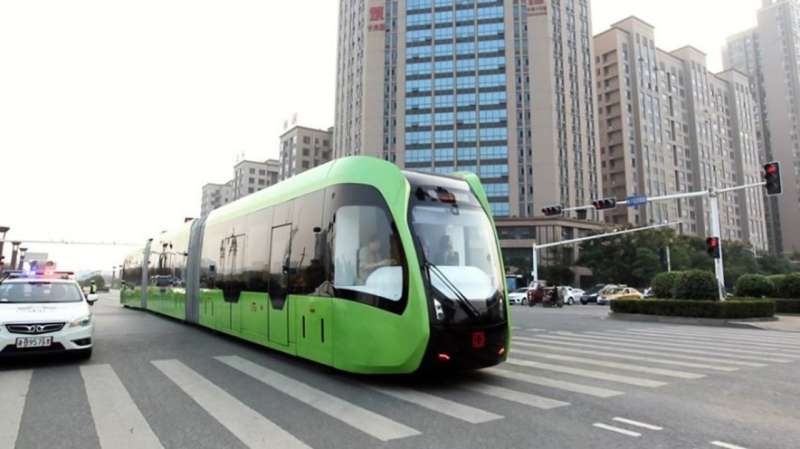 Looking past the hype about 'trackless trams'